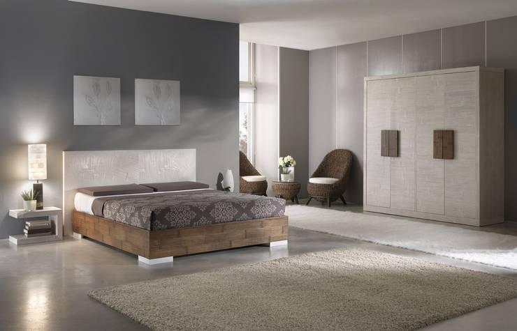 Camere da letto giapponesi von Negozio del Giunco | homify