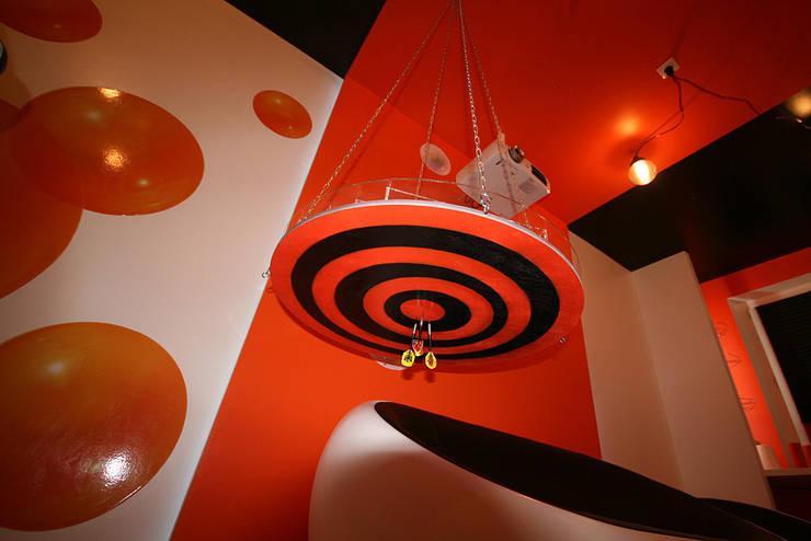стол - дартс: Детская комната в . Автор – artemuma - архитектурное бюро