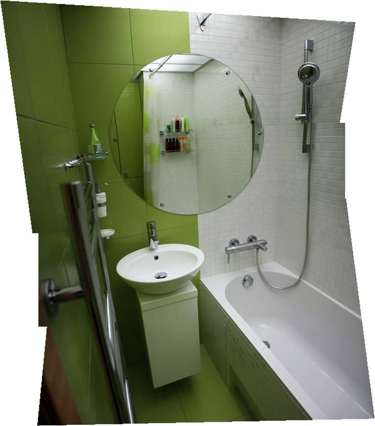 ванная: Ванные комнаты в . Автор – artemuma - архитектурное бюро,