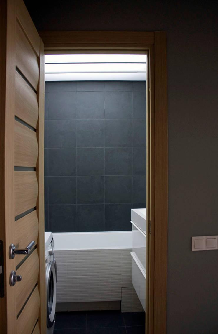 ванная: Ванные комнаты в . Автор – artemuma - архитектурное бюро