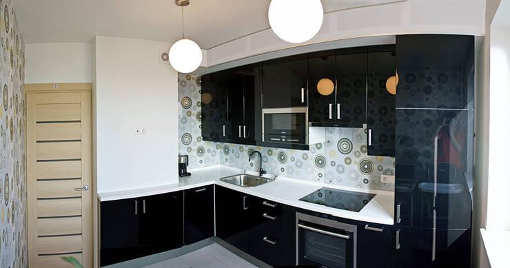 кухня: Кухни в . Автор – artemuma - архитектурное бюро