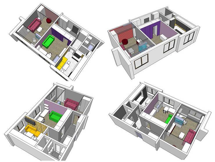 концепция:  в . Автор – artemuma - архитектурное бюро