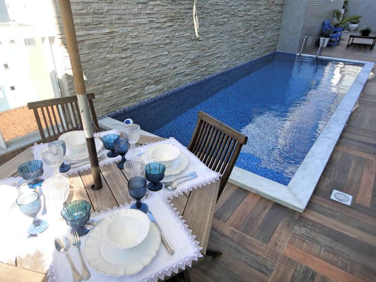 Pool by Gabriela Herde Arquitetura & Design