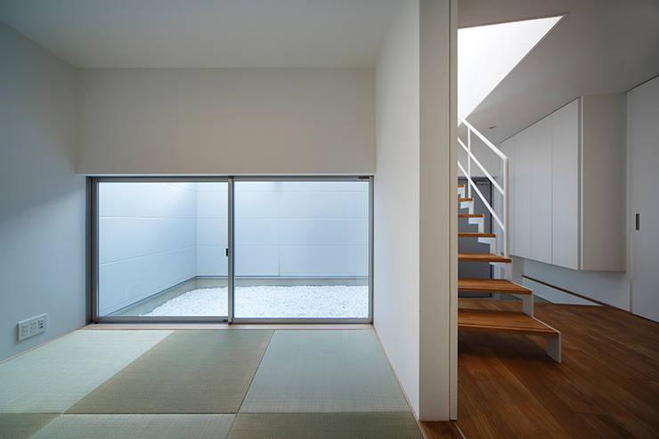 TOUFU: +0 atelier | プラスゼロアトリエが手掛けた和室です。