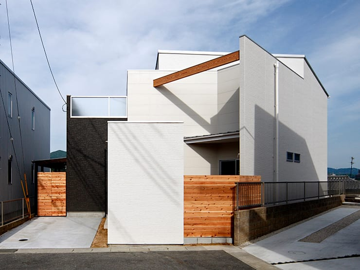 いれこ: +0 atelier | プラスゼロアトリエが手掛けた家です。