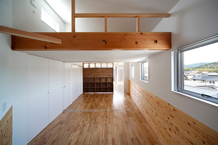 いれこ: +0 atelier | プラスゼロアトリエが手掛けた和室です。