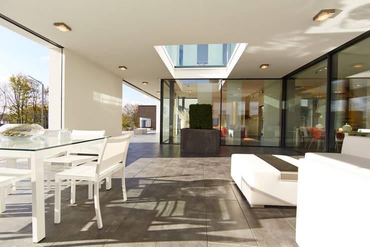 Patios & Decks by OKAL Haus GmbH