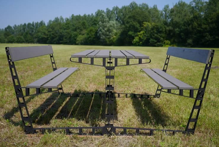 PN Table:   door RetroWorks, Industrieel
