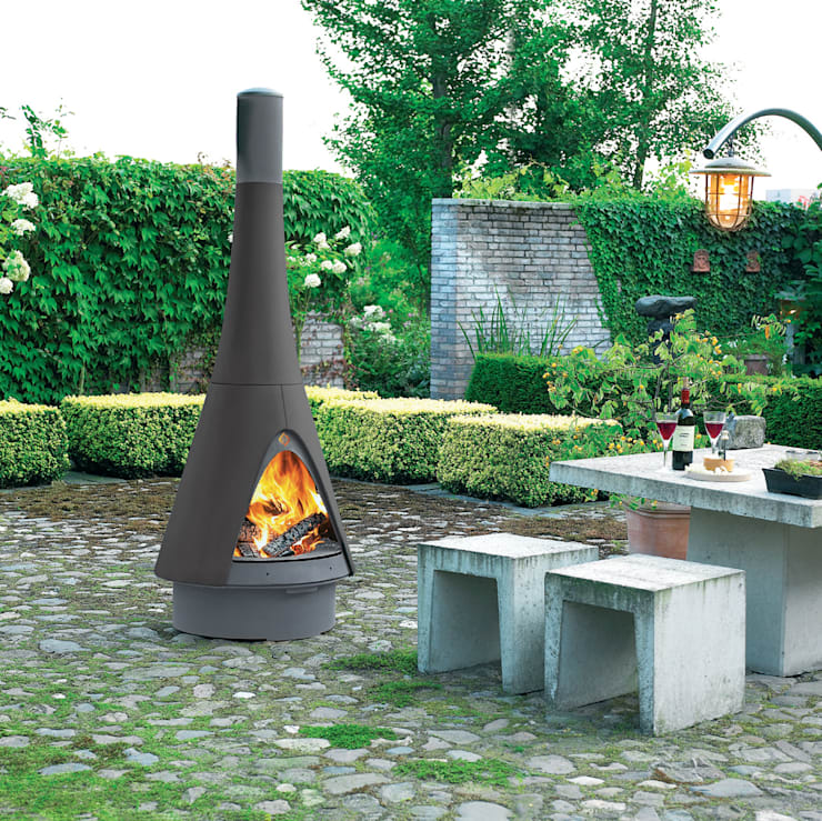 Projekty,  Ogród zaprojektowane przez Soutschek Ofenfeuer