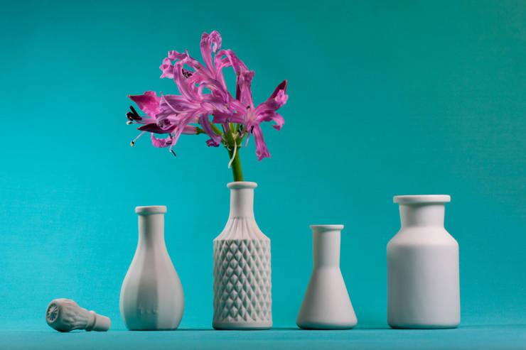 Mini-Vasen: klassische Wohnzimmer von abendroth-porzellan