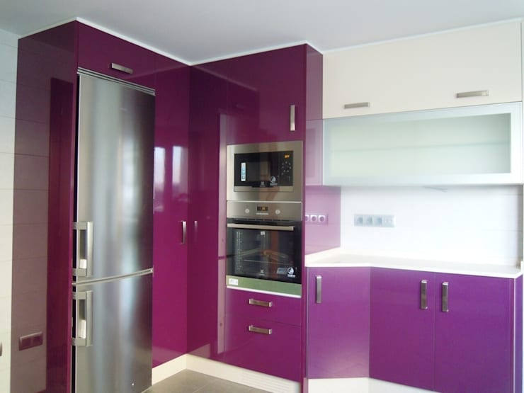 Cocinas: Cocinas de estilo moderno de Dome