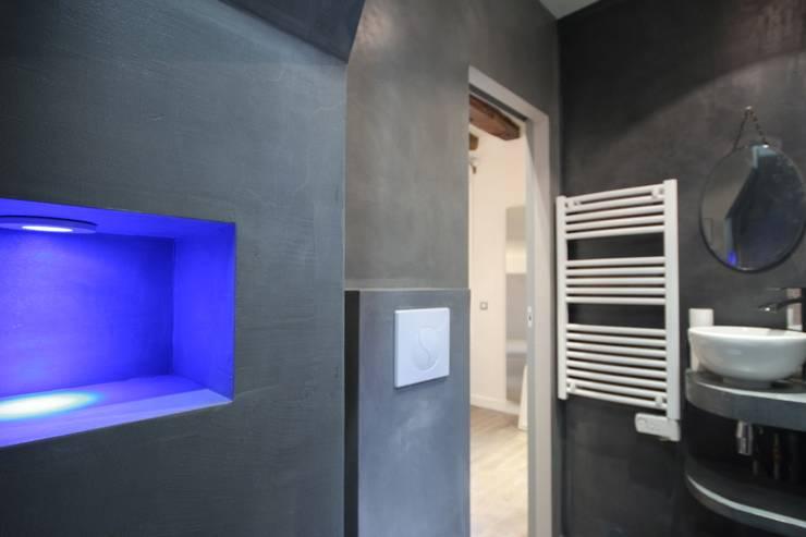 studio malin de 17m2 von atelier instant t homify. Black Bedroom Furniture Sets. Home Design Ideas