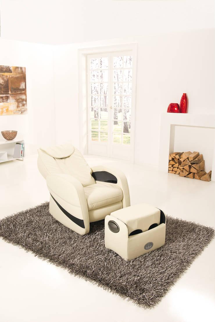 Sillón de masaje Casada, SMART III S: Hogar de estilo  de Casada Health & Beauty