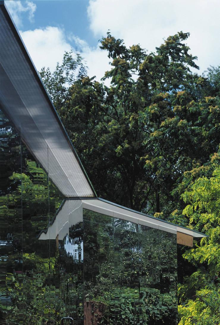The new Summerhouse:  Houses by Ullmayer Sylvester, Modern