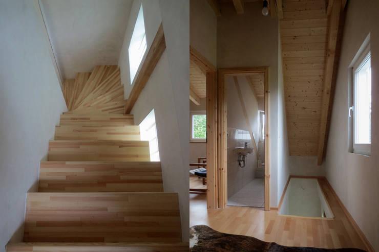 Pasillos y vestíbulos de estilo  de Andreßen Architekten