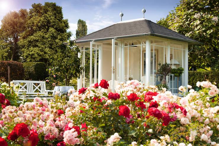حديقة تنفيذ WOGA Gartenpavillon