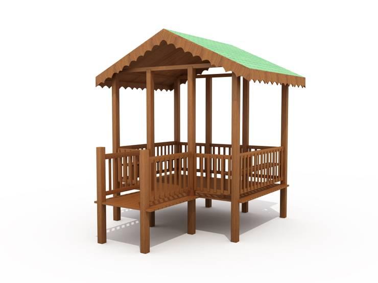 keban çocuk oyun parkları san tic – kamelya:  tarz , Asyatik