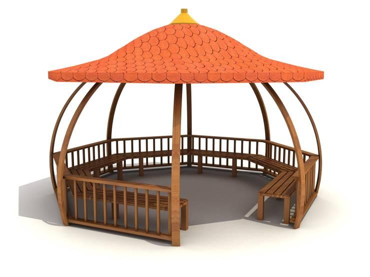 keban çocuk oyun parkları san tic – kamelya:  tarz , Eklektik