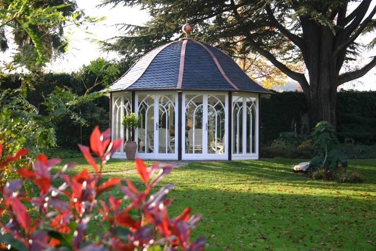 Сады в . Автор – WOGA Gartenpavillon
