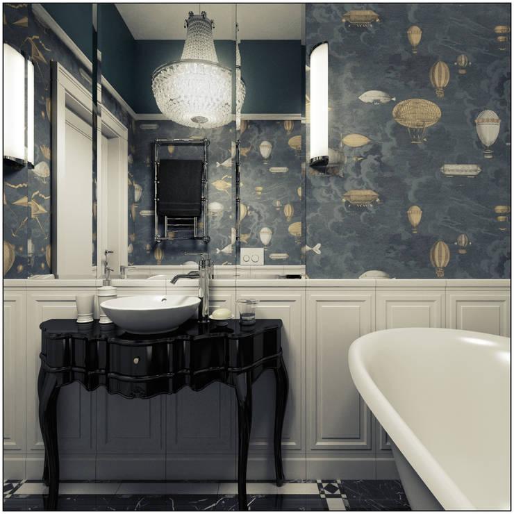 2k architektura:  tarz Banyo