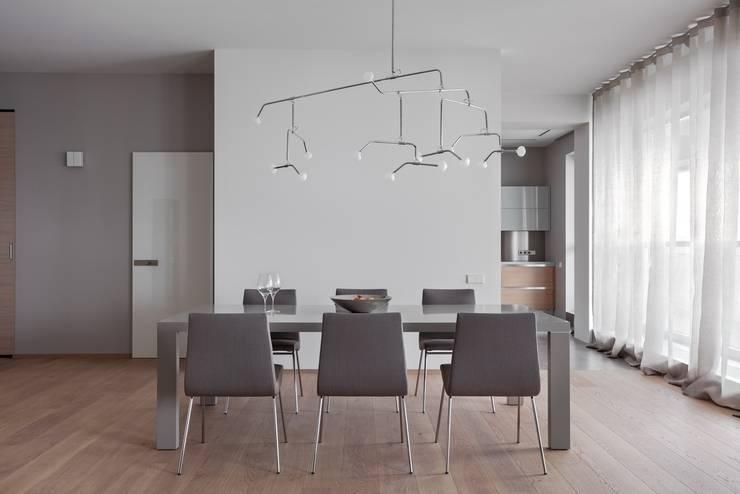 Свет и воздух: Столовые комнаты в . Автор – Анна и Станислав Макеевы