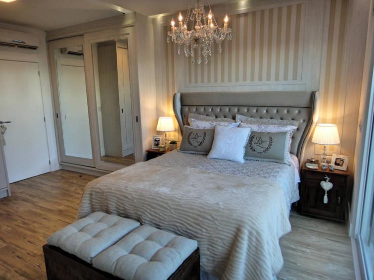 Bedroom by Gabriela Herde Arquitetura & Design