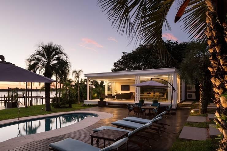 Casas  por Kali Arquitetura