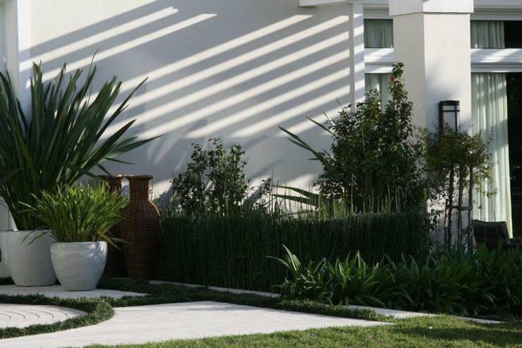 Residência AVD: Jardins  por Tellini Vontobel Arquitetura,