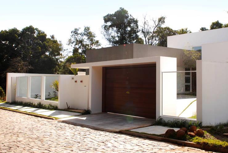 Residência CB: Casas  por Tartan Arquitetura e Urbanismo
