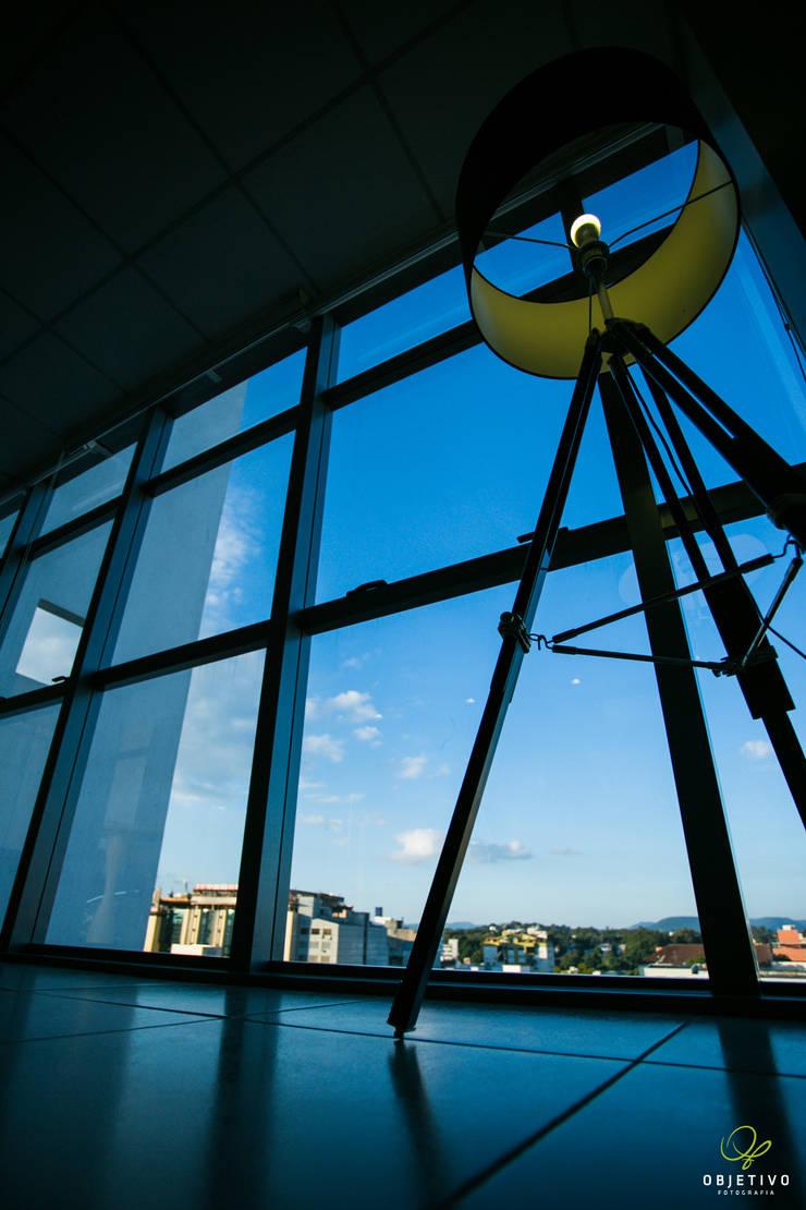 Interiores Richter Gruppe: Edifícios comerciais  por Tartan Arquitetura e Urbanismo,Eclético
