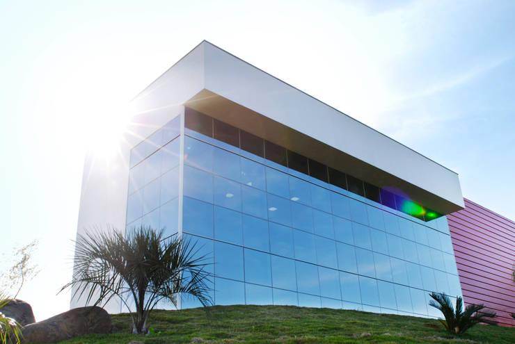 Centralsul: Edifícios comerciais  por Tartan Arquitetura e Urbanismo