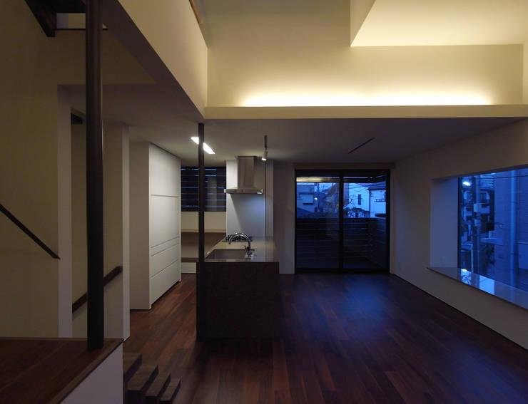PIANO: 充総合計画 一級建築士事務所が手掛けたキッチンです。,