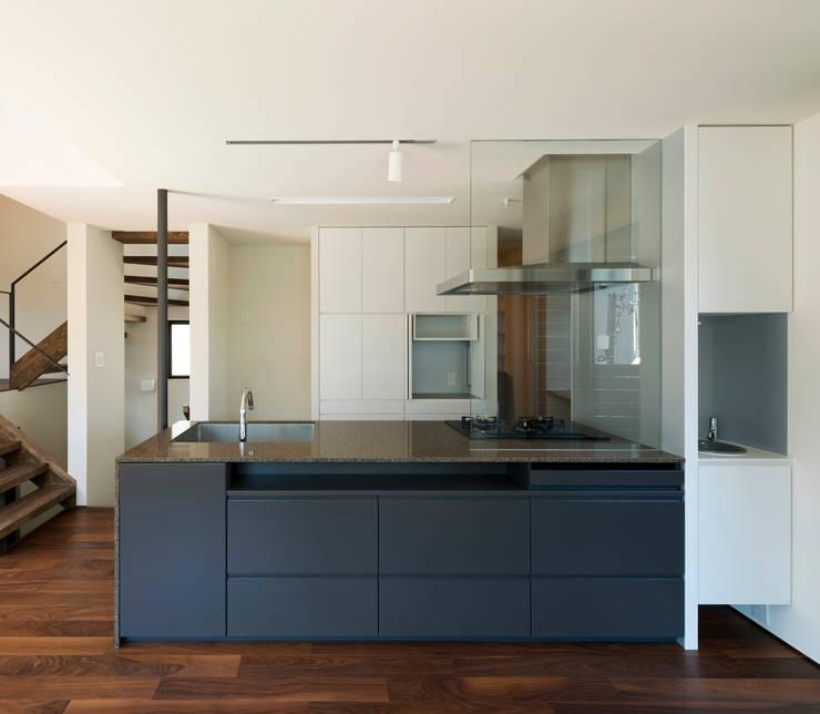 PIANO: 充総合計画 一級建築士事務所が手掛けたキッチンです。