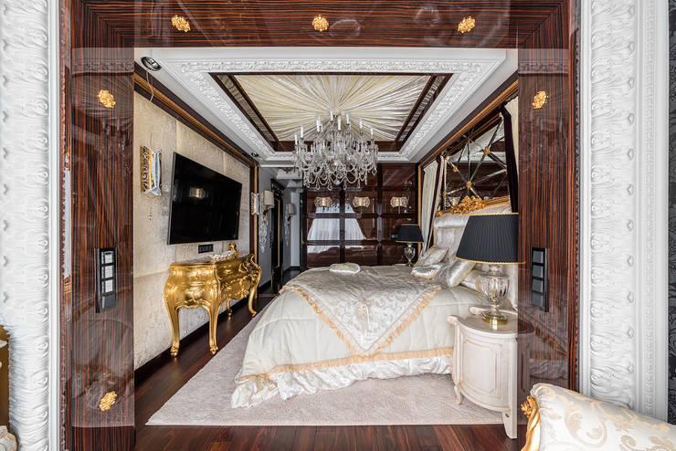 غرفة نوم تنفيذ Belimov-Gushchin Andrey