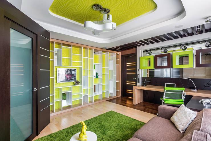 غرفة الاطفال تنفيذ Belimov-Gushchin Andrey