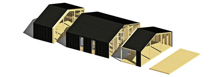 de estilo  por BIO - architectural Bureau of Ivan Ovchinnikov