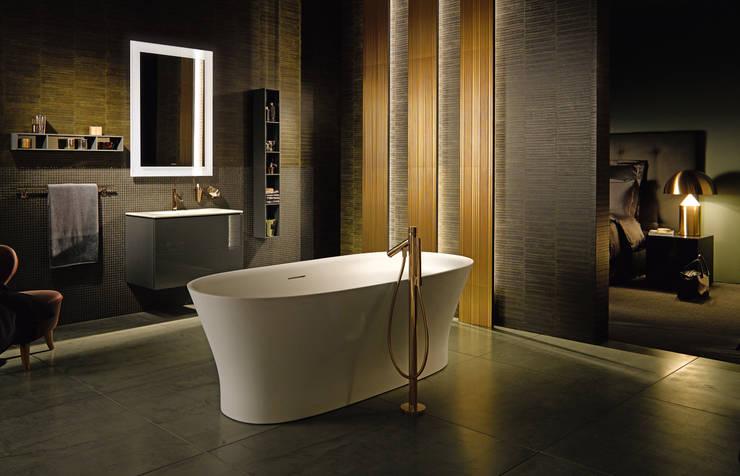 Duravit - Me by Starck: Salle de bain de style  par Espace Aubade