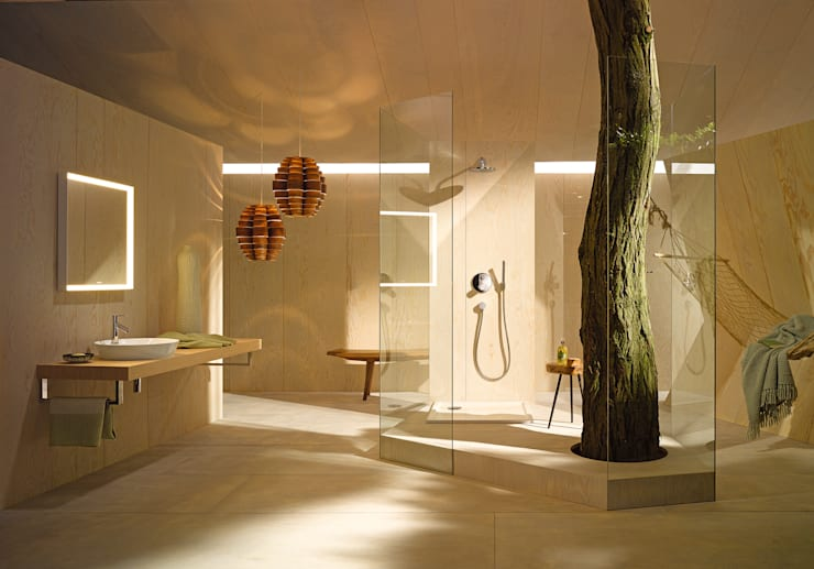 modern Bathroom by Espace Aubade