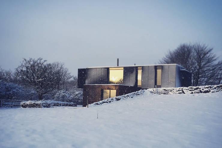 Houses by Patrick Bradley Architects