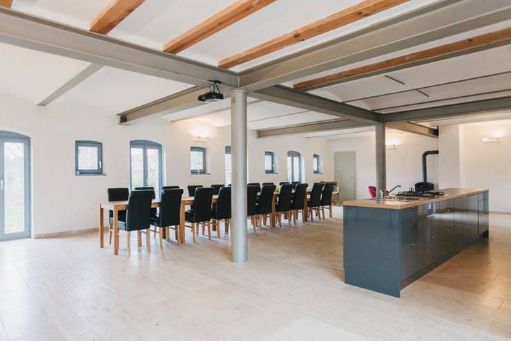 Ferienscheune Barnimer Feldmark By Zerr Hapke Architekten Bda Homify