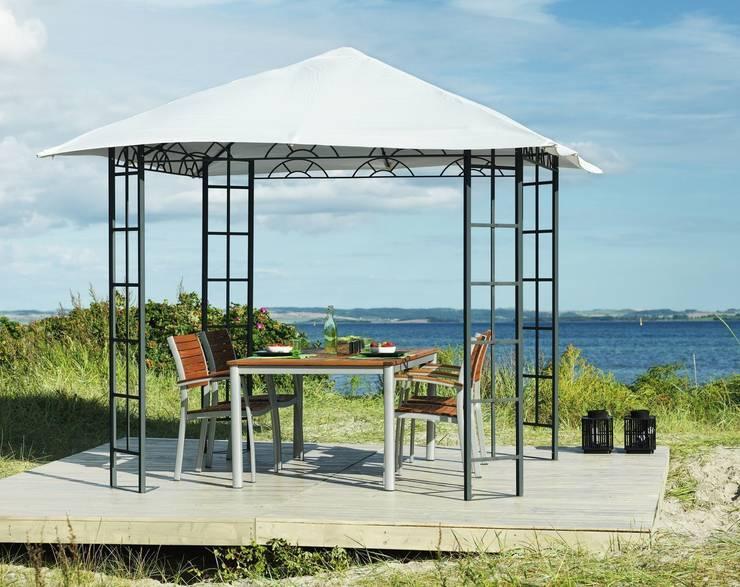 FAABORG paviljoen:  Tuin door JYSK