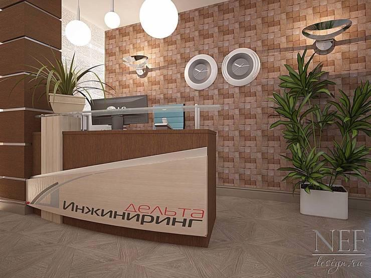 Юлия Паршихина:  tarz Çalışma Odası, Kolonyal