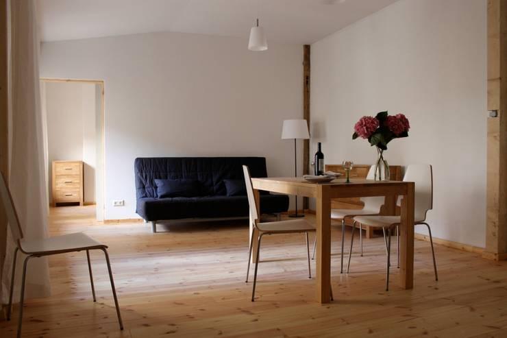 غرفة السفرة تنفيذ Zerr Hapke Architekten BDA