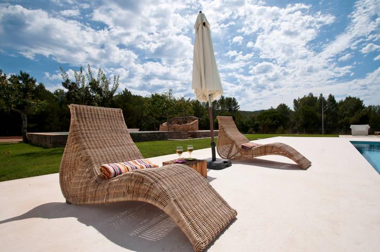 Jardim  por Ivan Torres Architects