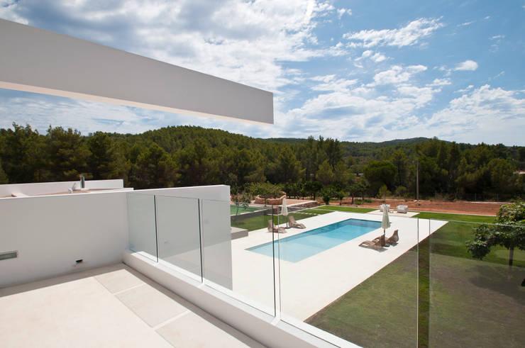 Terrasse von Ivan Torres Architects