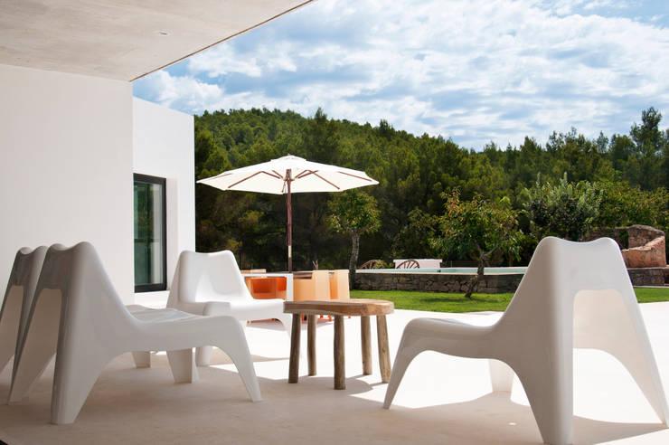 Garden  by Ivan Torres Architects
