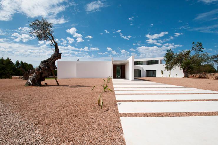 Can Pep de Sa Guaita: Casas de estilo moderno de Ivan Torres Architects