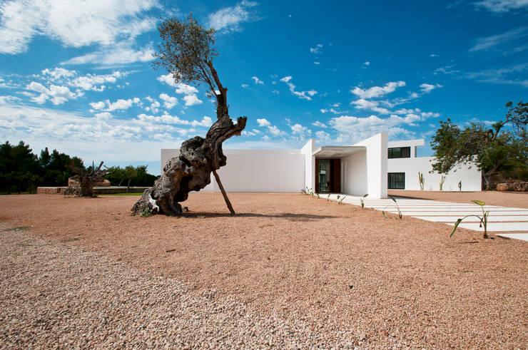 moderner Garten von Ivan Torres Architects