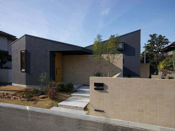 堺市の住宅 / 縁側のある家: 一級建築士事務所アールタイプが手掛けた家です。,