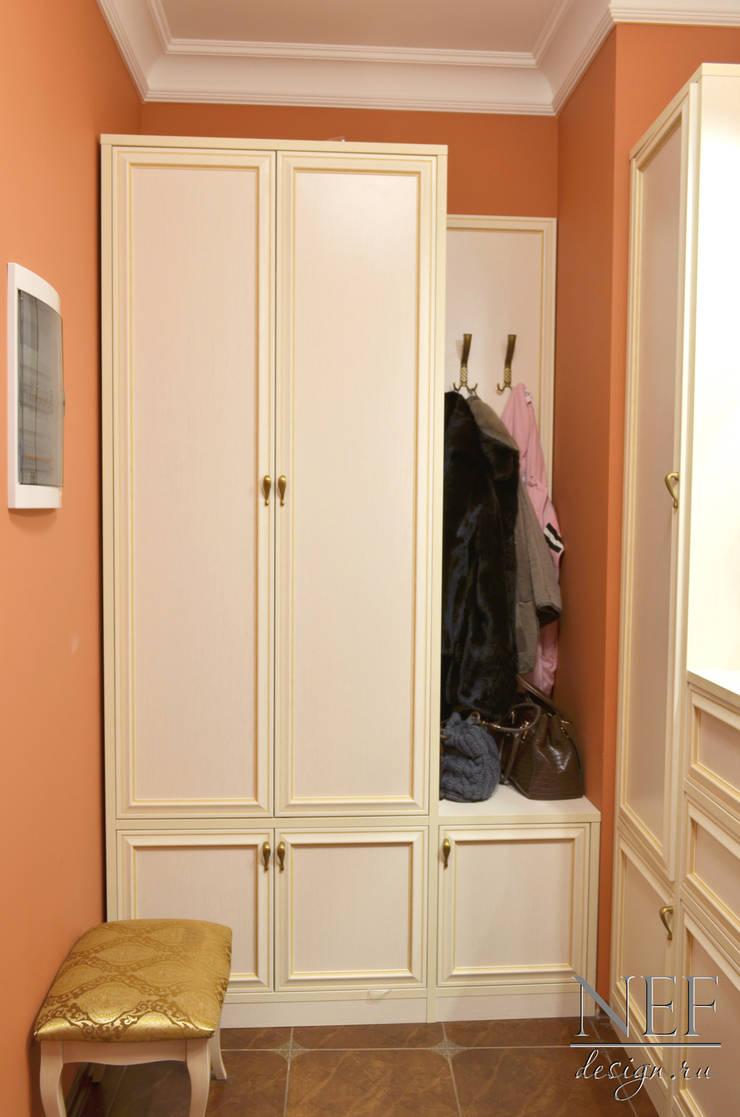 Квартира в классическом стиле с примесью кантри: Коридор и прихожая в . Автор – Юлия Паршихина